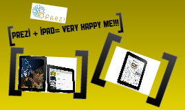 Prezi + iPad = Happy ME!!