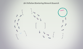 Air Pollution Monitoring Network Research