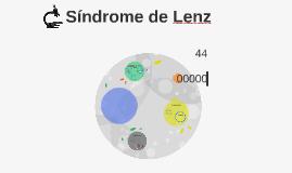 Sindrome de Lenz