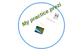 My practice prezi