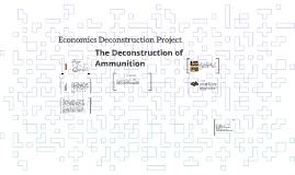Economics Deconstruction Project