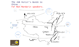 GOW - Job hunters guide to China for non-mandarin speakers