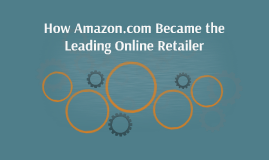 How Amazon.com Became the Leading Online Retailer