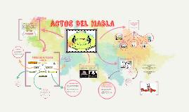 Copy of ACTOS DEL HABLA