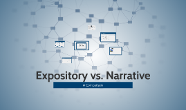 Expository vs. Narrative