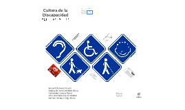 Cultura de la Discapacidad