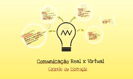 Real x Virtual