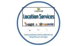 iPad CloverPoint :: Location Services Software