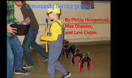 Community Service project