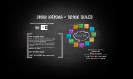 Brain Rules Book Review - John Medina