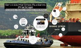 Servicios Marítimos Auxiliares
