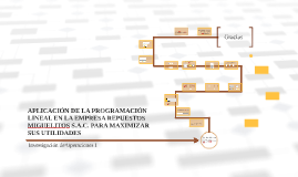 Aplicacion de la Programacion Lineal en la Planificacion de