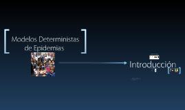 Modelo de epidemia simple determinista