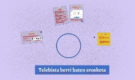 Telebista berri baten erosketa