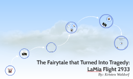 The fairytale that Turned Into Tragedy: Lamia Flight 2933
