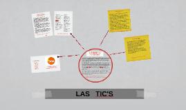 Copy of Definición de Tic's