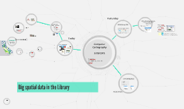 Big spatial data in the Library