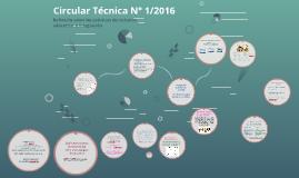 Circular Técnica N° 1/2016