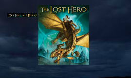 Heroes of Olympus - The Lost Hero