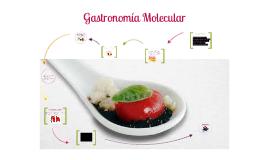 Copy of Copy of Gastronomía Molecular
