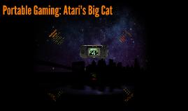 Portable Gaming: Atari's Big Cat