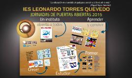 IES LEONARDO TORRES QUEVEDO