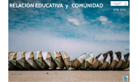 Copy of RELACIÓN EDUCATIVA
