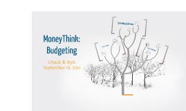 MoneyThink Budgeting
