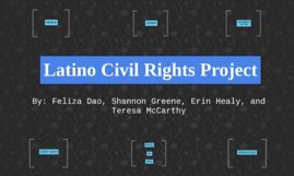 Latino Civil Rights Project