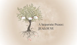 a separate peace jealousy In the novel, a separate peace written by john knowles, the protagonist, gene forrester goes through the struggle to achieve and maintain a separate peace gene's soul becomes a battleground where jealousy, fear, love, and hatred combat for control of his actions and amidst the turmoil of his.
