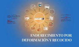 ENDURECIMIENTO POR DEFORMACIÓN Y RECOCIDO