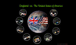 Copy of England vs. The United States of America