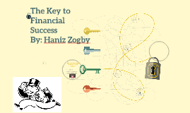 The Key to Financial Success