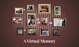 Social Media provides a platform for remembering and valuing