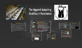 The Apparel Industry