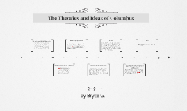 The Theories of Columbus