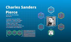 Copy of Charles sanders pierce