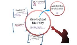 Ecological Identity