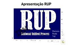 Copy of Apresentação RUP - Rational Unified Process