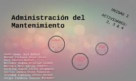 Copy of Copy of Copy of Copy of 2.1 tipos de mantenimiento