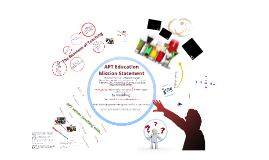 APT Education Intro