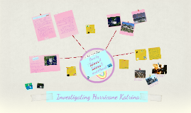 Copy of  Investigating Hurricane Katrina