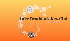 Lake Braddock Key Club