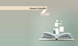 Copy of Roman Republic