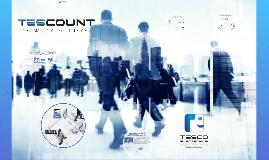 TesCount Sistema de Conteo de Personas By Tesco Electronics