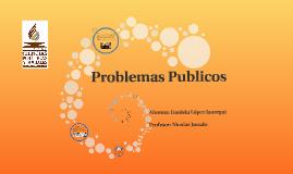 Problemas Publicos