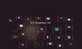 Copy of Grade 5 Vocabulary  list 2