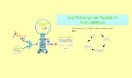 Copy of Mga Potensyal na Sagabal sa Komunikasyon