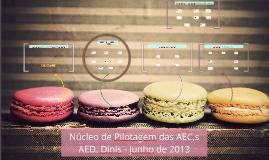 Copy of Avaliação AEC 201213