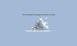 Universidad Tecnologica de Nuevo Laredo.